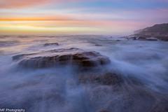 Emerging (Mick Fletoridis) Tags: seascape clouds sunrise rocks surf colours sydney australia canonlens sonya7 sonyimages