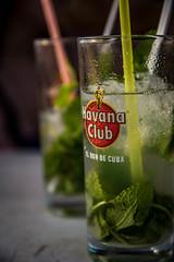 Mojito - Cuba (pesch.florian) Tags: green ice water club drops drink cuba mint straw ron cocktail mojito caribbean rum eis havanna kuba karibik