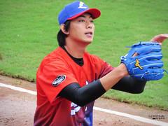 IMG_3637_副本 (vivian_10202) Tags: baseball taoyuan cpbl lamigo 王溢正