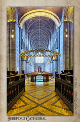 Hereford Cathedral (setsuyostar) Tags: bbw cathedrals hereford milf herefordcathedral kenhawley canonpowershotsx50hs spring2016 march2016