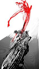 15/3 Los hijos de los das - Galeano ilustrado por Casciani (Andrs Casciani) Tags: illustration digitalart galeano juliocesar loshijosdelosdas