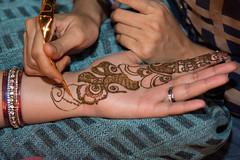 Hemma's mehndi (slafaux) Tags: wedding india hyderabad mehndi in 2016 secunderabad telangana aalankritaresort hemmashah hershivandvasuswedding