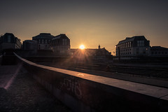 Out of this world... (Gilderic Photography) Tags: street city morning roof sunrise canon belgium belgique belgie liege ville g7x gilderic