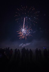 Osterfeuer Basdorf/Wandlitz (Bernd_Kowalski) Tags: flickr fireworks outdoor sony alpha ostern brandenburg feuerwerk osterfeuer wandlitz sonyalpha basdorf