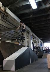 Paul (5050 Skatepark) Tags: new york city nyc island bmx scooter skatepark 5050 staten