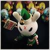 Grumpy Elf (nefasth) Tags: xmas toy vinyl kidrobot kozik jouet dunny designertoy grumpyelf hipstamatic