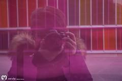 musa-c (ma_rohe) Tags: reflection colors nikon reflejos reflects musac nikond3200 nikonistas