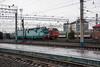 2ES4K-012 & 2ES6-195 at sorting station Inskaya (alexcashman801) Tags: sinara rzd donchak 2es4k 2es6 inskaya 2es6195 2es4k012