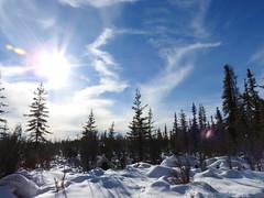 DSCN0991 (delirious_equilibrium) Tags: snow alaska fairbanks snowmobiling snowmachining