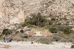 IMG_8658 (Enrique Gandia) Tags: sea espaa beach nature landscape mar spain hippie almeria cabodegata sanpedro lasnegras calasanpedro travelblogger calahippie
