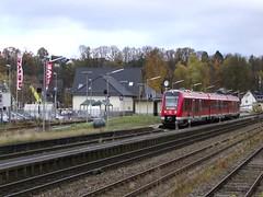 DB Trainset of class 620 in Kall. (Franky De Witte - Ferroequinologist) Tags: de eisenbahn railway estrada chemin fer spoorwegen ferrocarril ferro ferrovia