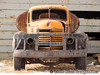 International Truck (Alan Langford) Tags: truck rust industrial machine oilfield