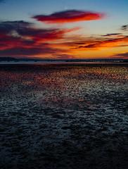 Sandbanks sunset (dobbo101) Tags: nikon dorset sandbanks d7000