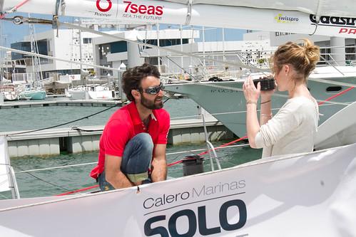 CALERO MARINAS SOLO TRANSAT -1-6