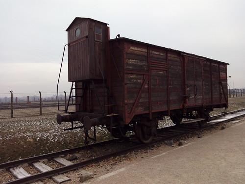 """Auschwitz-Birkenau <a style=""""margin-left:10px; font-size:0.8em;"""" href=""""http://www.flickr.com/photos/141744890@N04/26326576525/"""" target=""""_blank"""">@flickr</a>"""