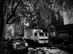 Calle Fray Justo Sta María Oro between Paraguay y Charcas (Andrew Milligan Sumo) Tags: calle y fray paraguay maría sta between oro justo charcas