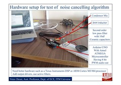 Active Noise Cancellation by the modified filtered x-LMS algorithm with online secondary path modelling PPT file_11 (DrJohnBullas) Tags: by path online modified secondary noise modelling algorithm active cancellation filtered xlms