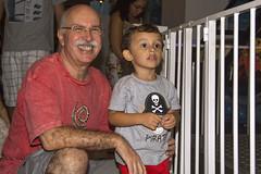 Tio Francisco e Felipe (Stefan Lambauer) Tags: brazil baby brasil kid infant br sopaulo santos criana menina catharina 2016 stefanlambauer