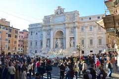 Trevi Fountain (Joe Shlabotnik) Tags: italy rome roma fountain italia trevifountain 2016 palazzopoli afsdxvrzoomnikkor18105mmf3556ged march2016