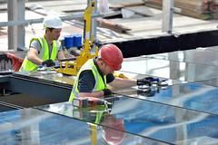DSC_0570 (jamesutherland) Tags: glass skylight aluminium glazing curtainwall rooflight curtainwalling entrancedoors aluminiumwindiows