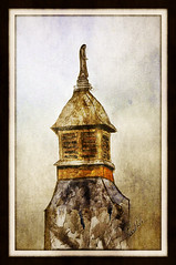 Watercolor painting (patrick.verstappen) Tags: winter art texture monument watercolor painting paper google flickr painted aquarelle pat sigma stature fabriano textured facebook sinttruiden paintng d7100