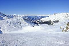 View of Meribel (A. Wee) Tags: france alps view skiresort meribel  troisvalles  les3valles