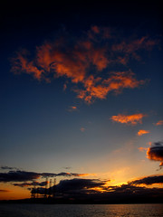 Sundown (ccgd) Tags: sunset scotland cromarty gloaming