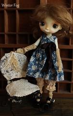 Forget me not (WinterfogDolls) Tags: winter flower fog doll dolls dal sd lolita bjd blythe dollfie luts dall lut sd13 lati yosd winterfog monsterhigh bjd13