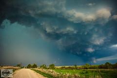 Kansas Storm Chasing at Detroit, KS (Nanner Hogger) Tags: cloud storm rain weather tornado meteorology stormchasing tornadic tornadowarning stormchaser severethunderstorm tornadoalley severethunderstormwarning tornadochasing stormspotter stormspotting