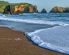2016: Rodeo Beach (Geri Freitas -- Snapshots) Tags: marinheadlands rodeobeach fortcronkhite sausalitocalifornia
