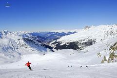 Panorama of Meribel (A. Wee) Tags: panorama ski france alps view meribel  troisvalles  les3valles