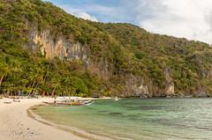 20150223-IMGP5116.jpg (derkderkall) Tags: ocean beach paradise cove philippines palmtrees tropical whitesand karst elnido islandhopping palawan