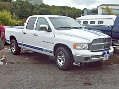 69 Dodge RAM 1500 SLT (3rd Gen) Quad Cab (2002) (robertknight16) Tags: usa truck pickup dodge brooklands 2000s ram1500 gp02dfx