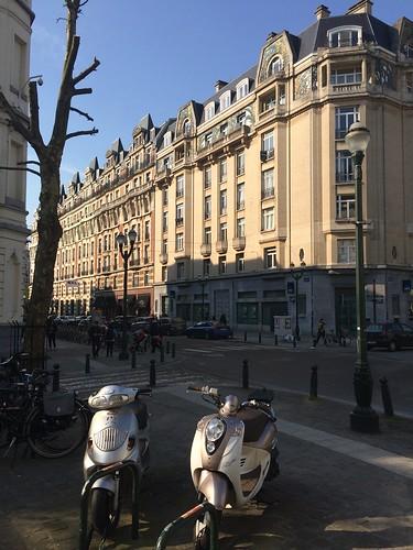 Brussels Dansaert area