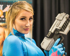 Holly Wolf  at Toronto's EGLX (b.m.a.n.) Tags: toronto enthusiastgamingliveexpo eglx cosplay torontoseglx nikond610 hollywolf