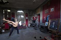 "(Marko""76"") Tags: urban abandoned architecture canon lost decay exploring places creepy forbidden forgotten exploration derelict chteau btiment urbain urbex demeure abbandonato explorateur atmosphre marko76 chtelains"