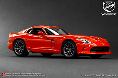 SRT Viper GTS (JOJO BEE - DIECASTCARSGROUP) Tags: scale sports car metal toy miniature model automobile fiat muscle grand super replica american dodge gran hyper chrysler gt viper turismo touring v10 gts 118 srt diecast maisto 2door 2seat
