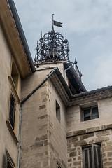20160422 Provence, France 02534 (R H Kamen) Tags: france church architecture cathedral belltower vaucluse buildingexterior provencealpesctedazur rhkamen