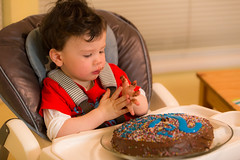 IMG_1531 (Bob_2006) Tags: birthday cake 2nd skyler 2016