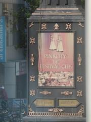 The Pink City (FayeB6) Tags: sign pinkcity festivalcity indiaoverseasadventuretraveljaipur