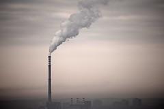 The Zagreb Cloud Factory (Archbishop of Zagreb) Tags: chimney sky fog clouds para smoke croatia steam zagreb dim apocalyptic hrvatska nebo oblaci magla heatingplant dimnjak toplana