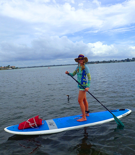 12_31_15  paddleboard lesson and rental Lido Key 02