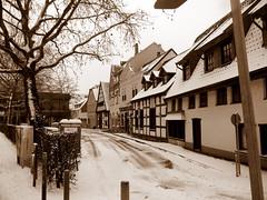 Buildings Herford Germany 26th January 2014 26-01-2014 12-04-041 (dennoir) Tags: buildings germany mono january herford 26th 2014 115711 26012014
