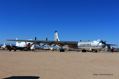 Convair B-36J Peacemaker ~ 52-2827 (Aero.passion DBC-1) Tags: museum plane tucson aircraft aviation air musée pima preserved peacemaker ~ avion airmuseum b36 airspacemuseum convair aeropassion muséedelair dbc1 préservé 522827