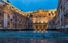 4Y1A6533 (Ninara) Tags: paris france castle palace versailles chateau louisxiv chateaudeversailles courdemarbre marblecourtyard