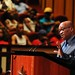 President Jacob Zuma officially opens the Commonwealth Youth Conference on Education and Training of Youth Workers