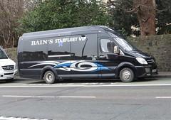 LX58 BZO (Cammies Transport Photography) Tags: road england bus mercedes benz scotland coach edinburgh rugby v vip starfleet specials bains corstorphine bzo unvi lx58 lx58bzo