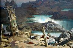 Orpen, Zonnebeke 1918, 1918