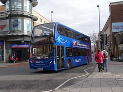 Bluestar 1601 (Coco the Jerzee Busman) Tags: uk england bus coach hampshire southampton