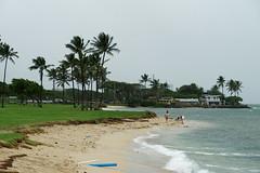 DSC03900_DxO_Grennderung (Jan Dunzweiler) Tags: beach strand hawaii cloudy oahu kualoa bewlkt kualoaregionalpark oahu